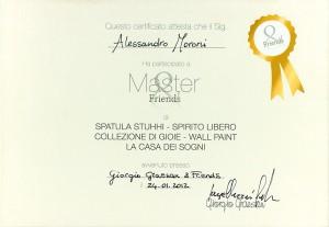 Certificazione Graesan